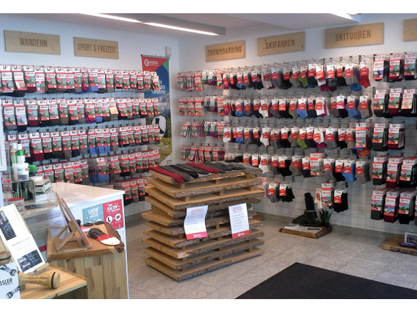 Geschäft Mayrhofen