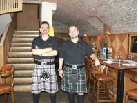 Mag. Michael Pichal und Wolfgang Leithner sind L&P Whisky Consultants OG