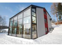 Wintergarten Hausplanung solarbau