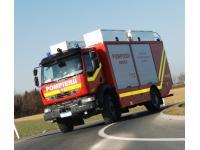 Fahrzeuge für den Katastropheneinsatz