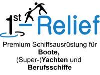 1st-Relief, Ihr Partner für Premium Schiffsausrüstung für Botte, (Super-)Yachten und Berufsschiffe