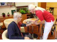 Professionelle Pflege und Betreuung