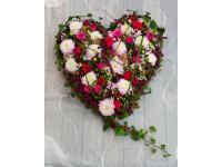 Trauerfloristik von Blumen Steurer