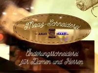 Maazschneiderei - Maaz Anas