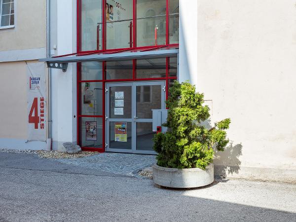 Eingang - Außenansicht