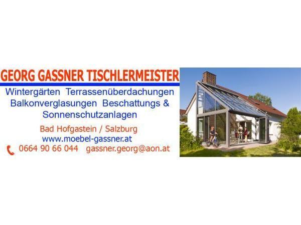 Georg Gassner Tischlermeister Tischlerei In Bad Hofgastein Heroldat