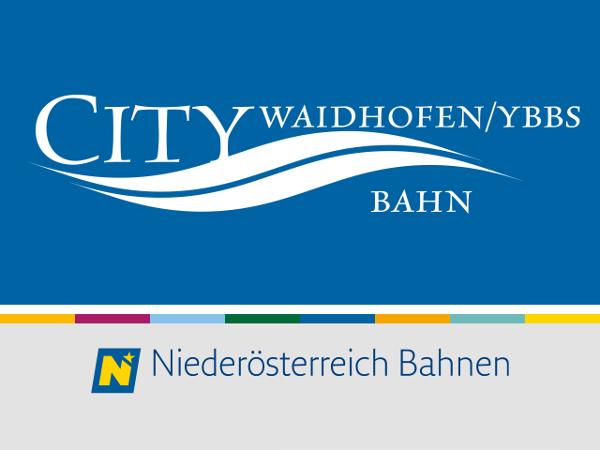 Vorschau - Citybahn Waidhofen/Ybbs - Logo