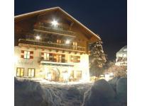 Hotel Schloßwirt im Winter