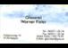 Herzlich willkommen bei Ihrem Glasermeister Werner Fister
