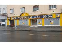 Auto-Pfandhaus in Wien 10