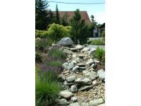 Bachlauf - Wasser im Garten