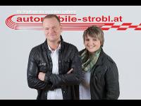 Ewald und Nicole Strobl