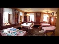 gemütliche Wohnstube im urigen Bauernhaus