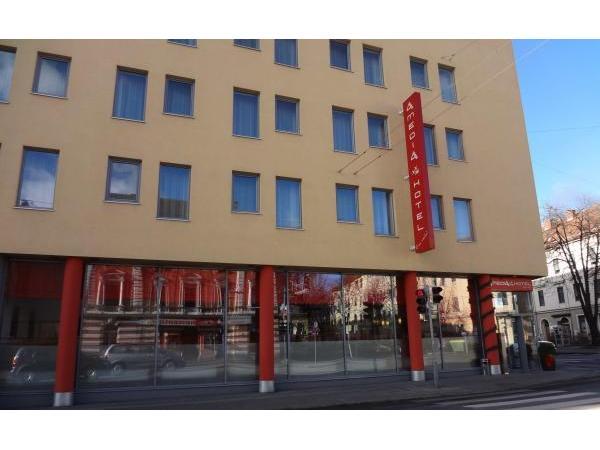 Vorschau - AMEDIA HOTEL Graz