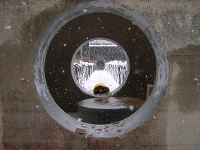 Kernbohrung DN 1000 mm