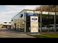 Gewerbezentrum Ford Danner Grieskirchen