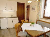 Appartement Nr.6 Küche Bereich Sitzecke