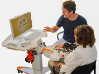 Robotikgestützte Handtherapie für Menschen mit Bewegungseinschränkungen