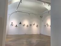 Malerei Nachher in Galerie Kolhammer
