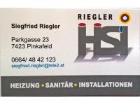 HSI Riegler Siegfried