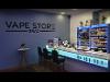 Möblierung Vape Store Graz