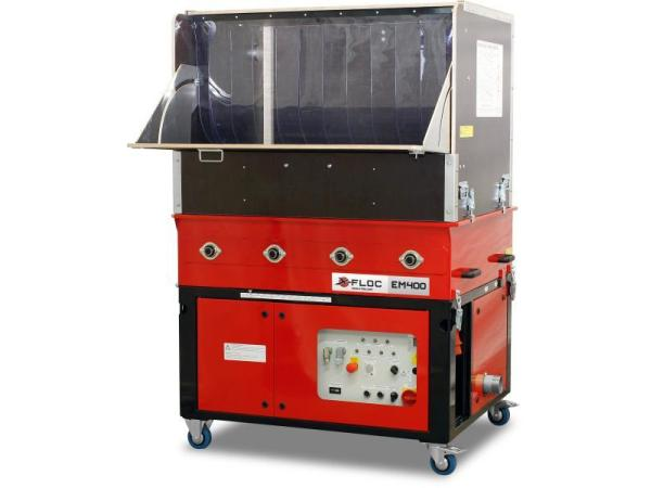 Einblasmaschine EM 400 / 440 X-Floc