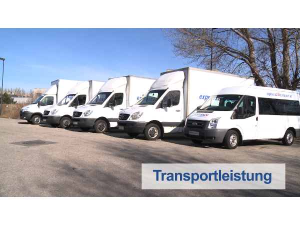 Vorschau - Transportleistung