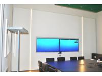 Bessere Raumakustik in Konferenzräumen