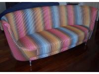 Neubezüge mit hochwertigen Möbelstoffen