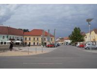 Holzplatz Langenlois