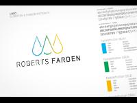 Roberts Farben Logo Relaunch