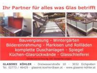 Köhler - Ihr Partner für Glas