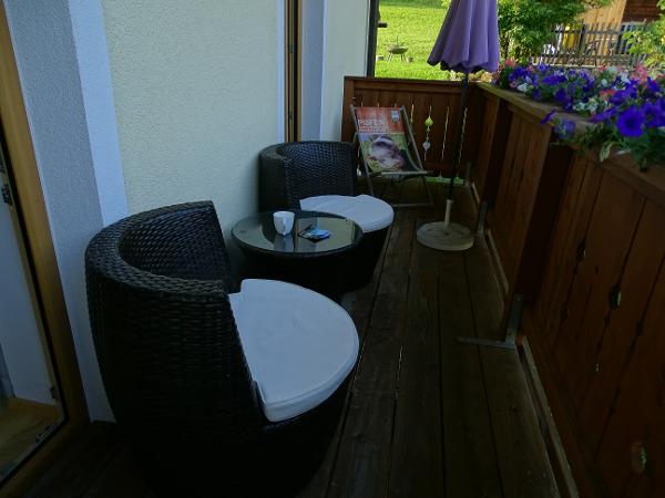 Vorschau - Balkon