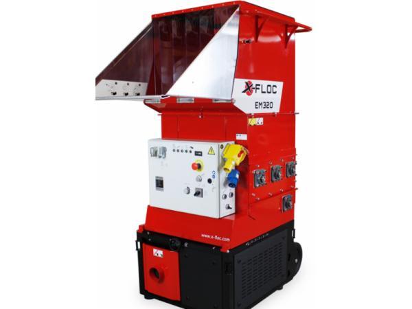 Neue Einblasmaschine EM 320/340/360