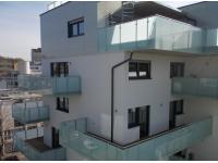 Prefa Fassade, Bitumenflachdachabdichtung, Terrassenabdichtung mit Flüssigfolie