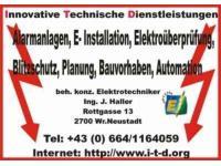 Innovative Technische Dienstleistungen