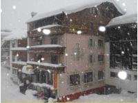Hotel Manfred im Winter