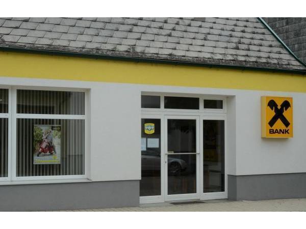 Vorschau - Foto 1 von Raiffeisenlandesbank Burgenland u Revisionsverband eGen - Bankstelle St.Georgen