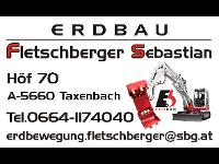 Erdbewegung Fletschberger