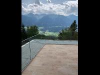Glasattika Balkon