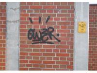 Professionelle Graffitientfernung