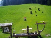 Einschussanlage Bogenparcours