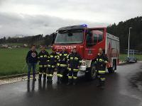 Feuerwehr Fahrtechniktrainings
