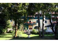 Hotel Pacher   Garten
