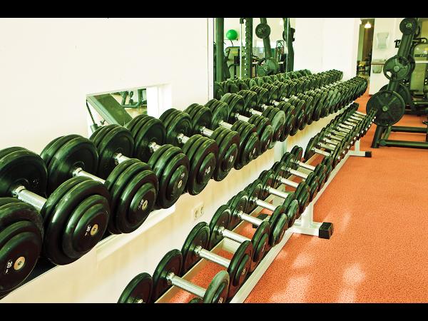 Das günstige Fitnessstudio