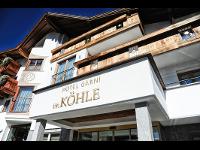 Außenansicht Hotel Garni Dr. Köhle · Serfaus-Fiss-Ladis, Tirol, Österreich