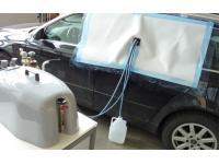 Geruchsentfernung und Klima/Fahrzeuginnenraum Desinfektion