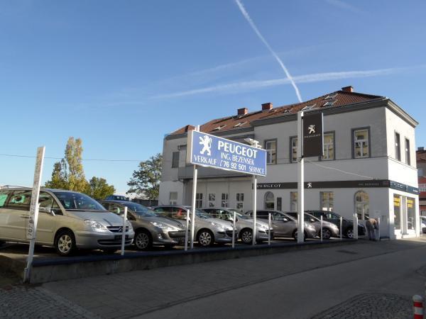 Autoplatz