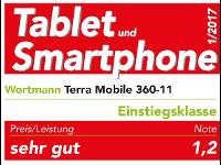 Testbericht Terra Tablet