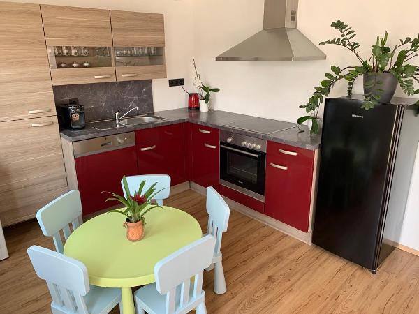 Location - Küche, Vorraum